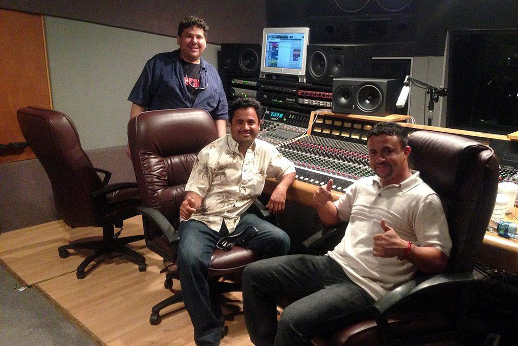 Lunotas Recording Studio Staff