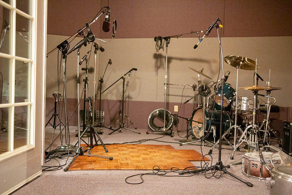 Lunotas Recording Studio