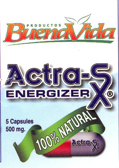 Actra SX 500 mg