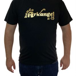 Arkangel T-Shirt - Black