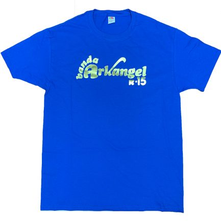 BLue Banda Arkangel R-15 Shirt
